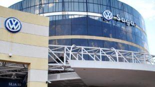 vagas de empregos saga Volkswagen