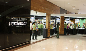 empregos verdemar supermercado