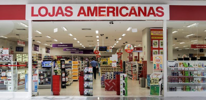 lojas americanas 2018