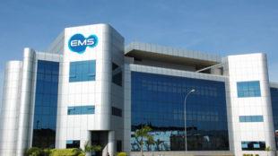 Trabalhe conosco EMS