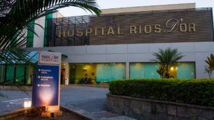 vagas de emprego Hospital Rios D'or