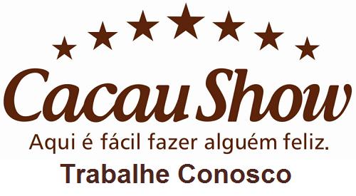 trabalhe conosco cacau show 2018