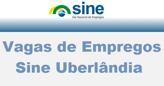 SINE Uberlândia 2021