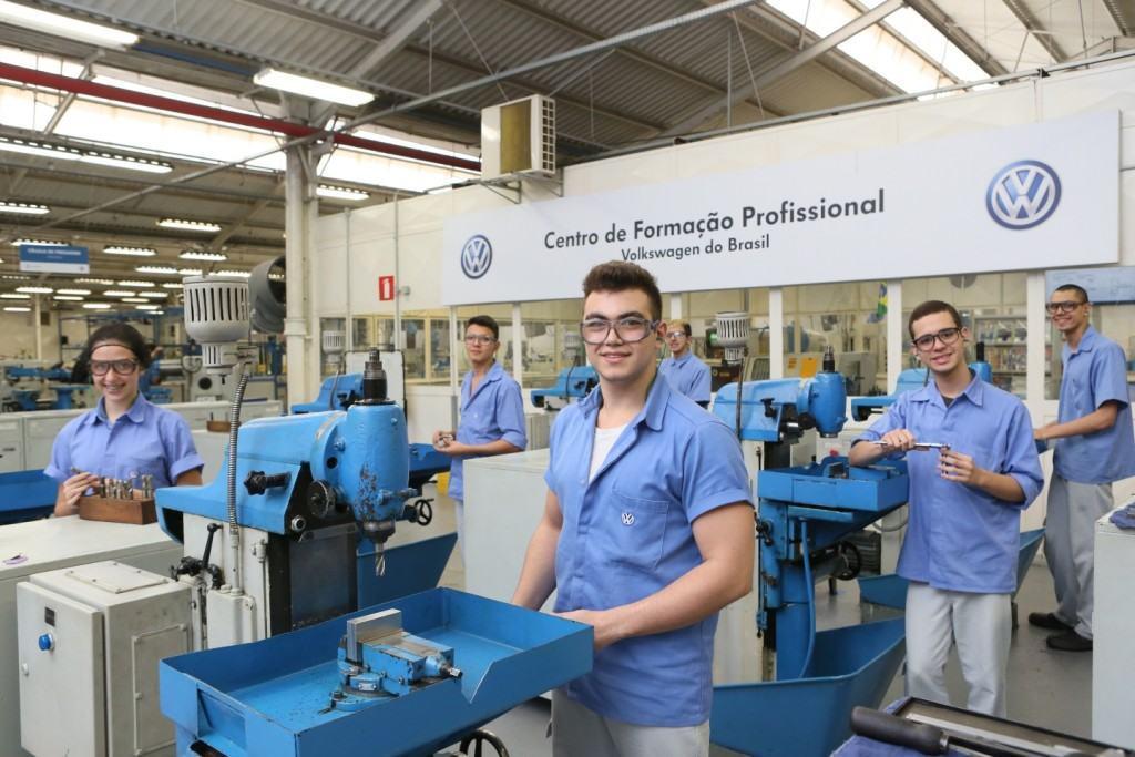 Programa jovem aprendiz Volkswagen 2018