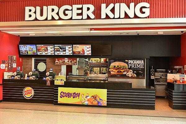 empregos burger king 2018