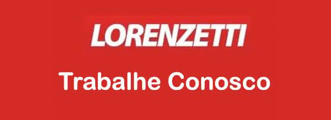 Trabalhe conosco Lorenzetti