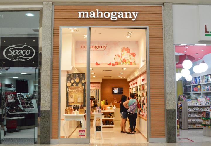 Trabalhe conosco Mahogany