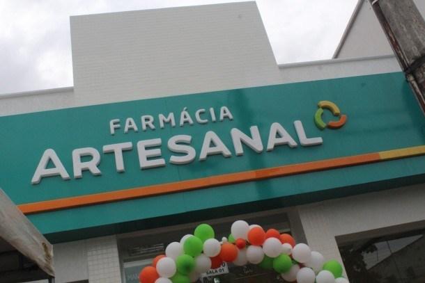 vagas Farmácia Artesanal