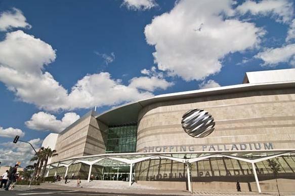 Empregos no Shopping Palladium Curitiba
