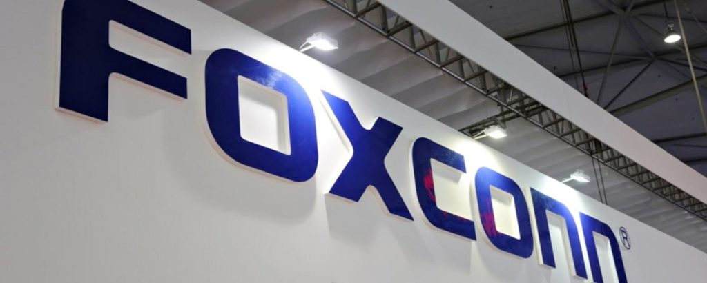 Trabalhe conosco Foxconn