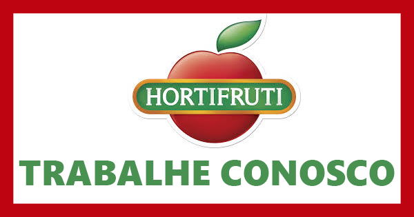 Trabalhe conosco Hortifruti