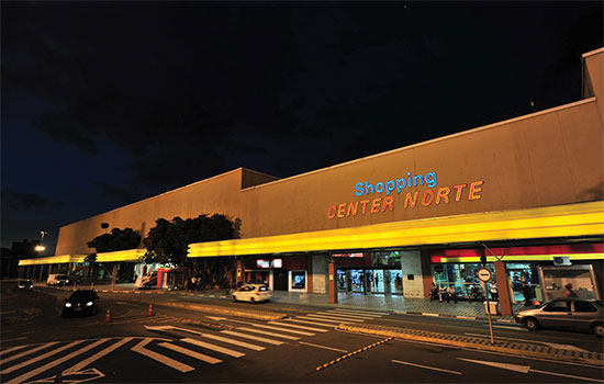 Empregos no Shopping Center Norte