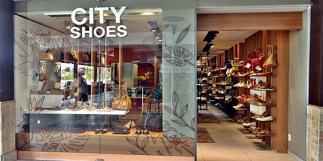 Trabalhe conosco City Shoes