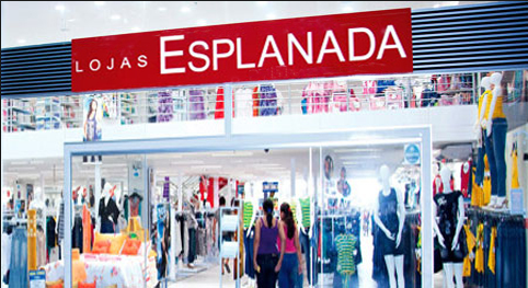 Trabalhe conosco Lojas Esplanada