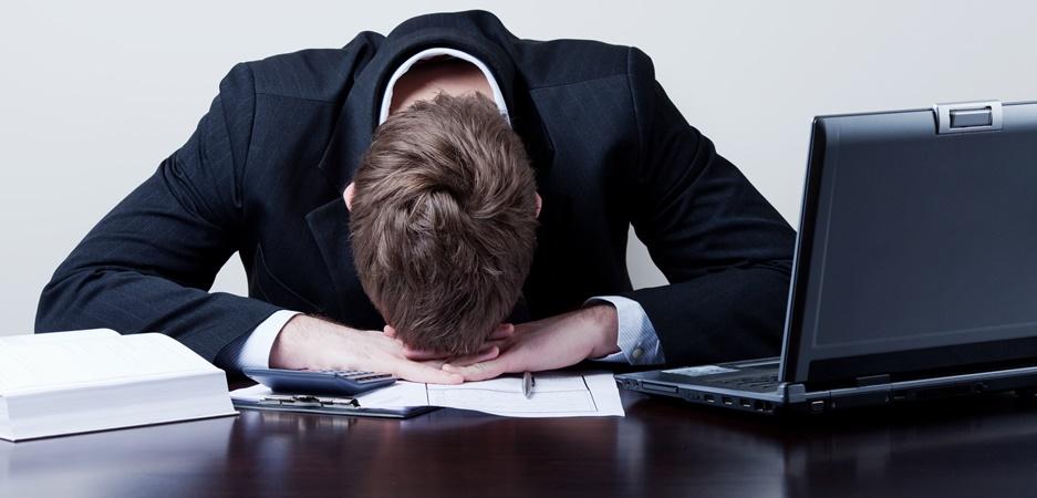 insatisfação no emprego
