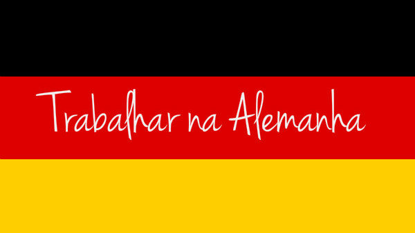Trabalhar na Alemanha 2019