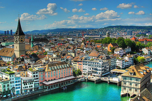 Trabalhar na Suíça 2019