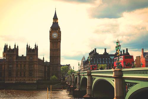 vagas em Londres 2021