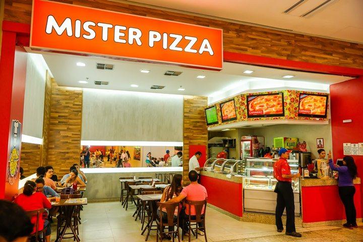 vagas mister pizza