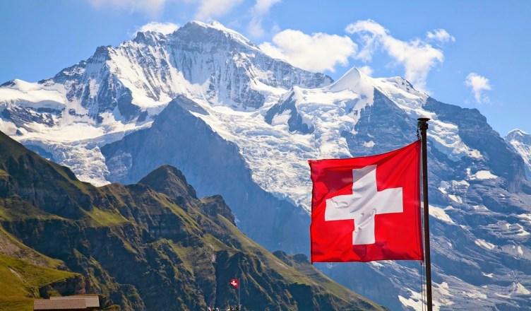 Vagas na Suíça 2019