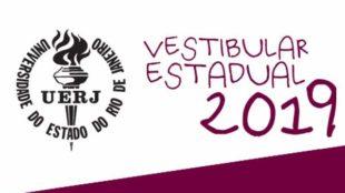 Vestibular UERJ 2019