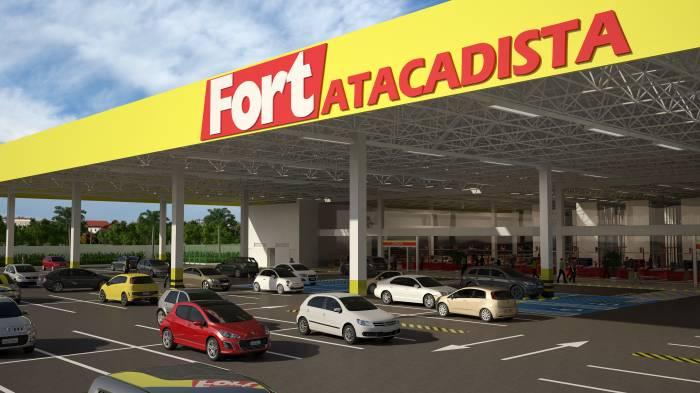 Trabalhar no Fort Atacadista