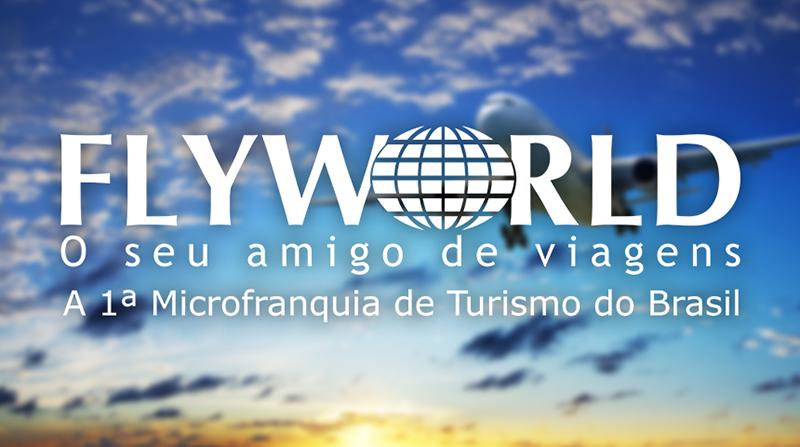 Trabalhe conosco Flyworld