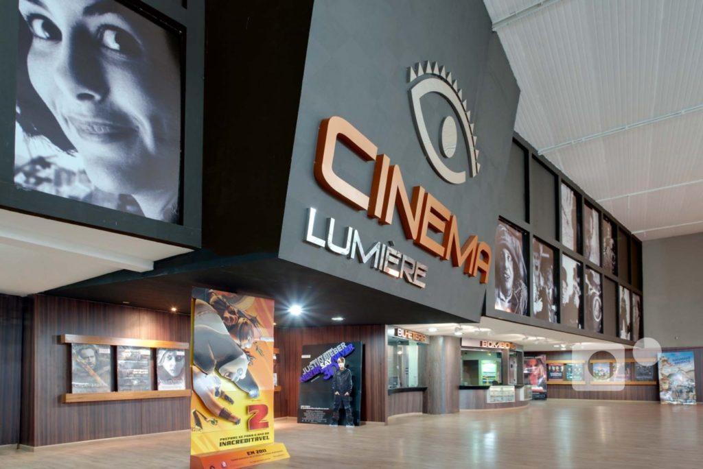 vagas Cinemas Lumière