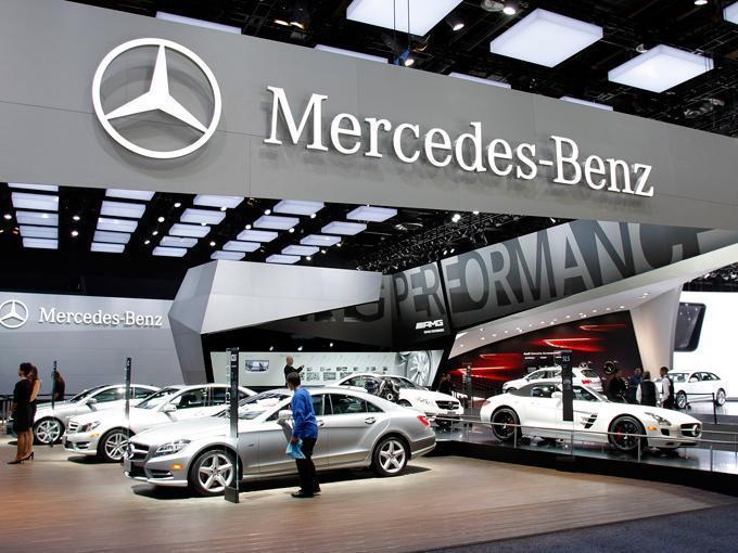 Estágio Mercedes-Benz 2020
